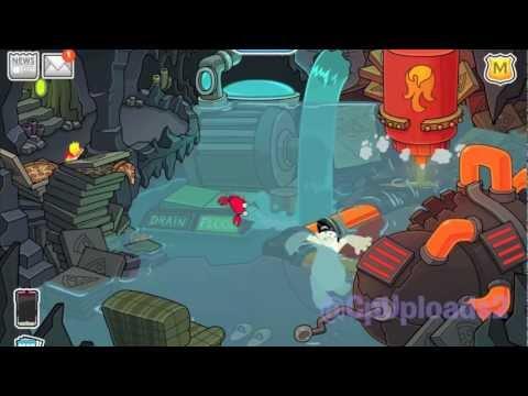 Club Penguin EPF Mission - Operation: Hot Sauce Cheats April 2013