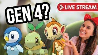 GEN 4 IS COMING?  | Pokémon GO | ZoeTwoDots