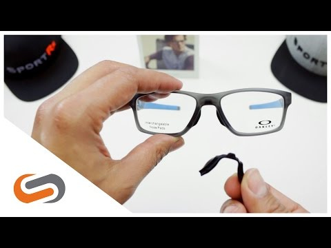 How To: Interchange Nose Pads on Oakley MNP Glasses | SportRx