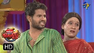 Hyper Aadi Raising Raju Performance | Jabardsth | 5th January 2017| ETV  Telugu