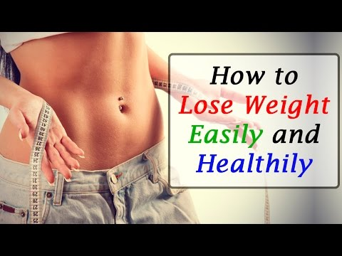 Lose Weight Easily and Fast