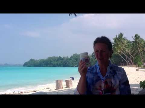 Virgin Coconut Oil made from fresh coconuts Lav Kokonas in New Zealand