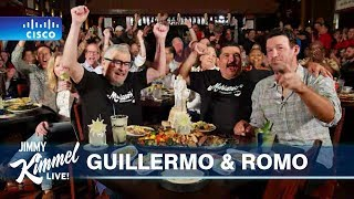 Guillermo's Road Trip to Brooklyn: Stop #1 – Dallas with Tony Romo