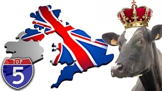 Top 5 Great Britain Strange Facts