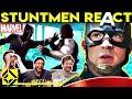 Stuntmen React To MARVEL Bad and; Great Hollywood Stunts MP3