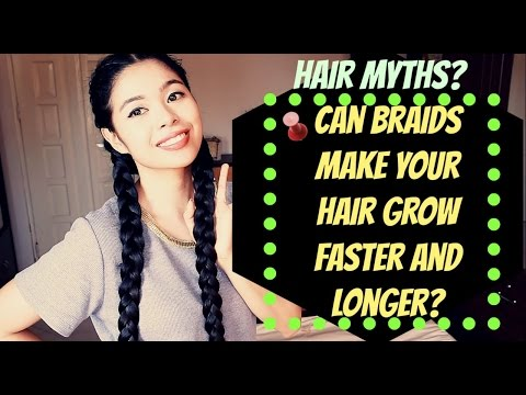 HAIR MYTH- Can Braids Make Your Hair Grow Faster and Longer? Beautyklove