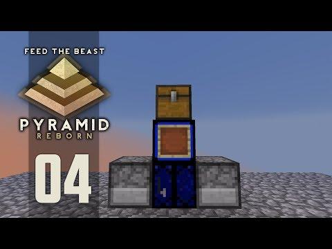 FTB Pyramid Reborn - Ep. 4: BASE EXPANSION! (Modded Minecraft 1.12)