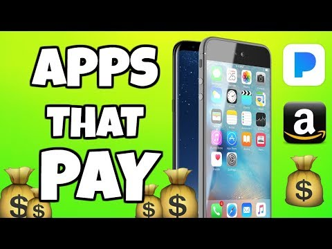 5 Apps That Pay You Paypal or Gift Cards | 5 Money Making Apps 2017