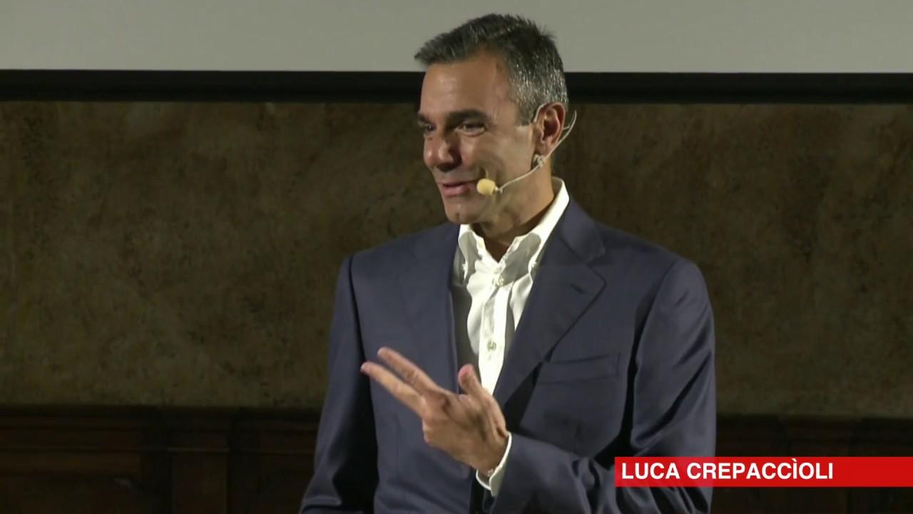 ROW: la formula per felicità e successo | Luca Crepaccìoli | TEDxUdine