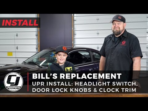Mustang Install: Colton shows you how to install UPR Accessories on your 1994-2004 Mustang