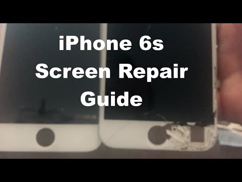 How to Replace an iPhone 6s Screen [Full Guide] | TwR - Ep. 34