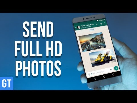 How to Send Full Size HD Photos on WhatsApp