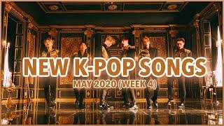 NEW K-POP SONGS   MAY 2020 (WEEK 4)