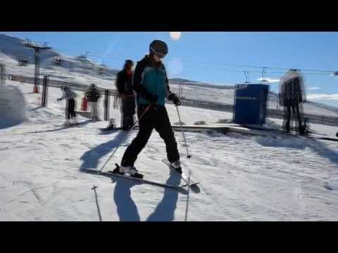 Ski Queenstown, New Zealand, Episode 5 - Learn to ski