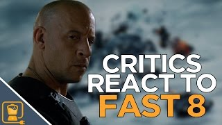 Critic Reactions to The Fate of the Furious - Daily News Roundup