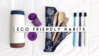 Download How To Be More Eco-Friendly [Easy Habits + Tips] | Reese Regan Video