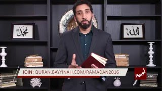 Why do we need Hadith if the Quran is enough? - Nouman Ali Khan