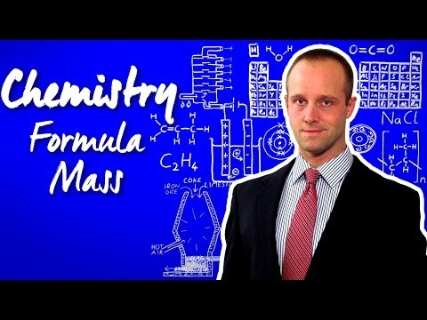 Formula Mass & Moles - Chemistry - Science - Get That C In your GCSE and IGCSE