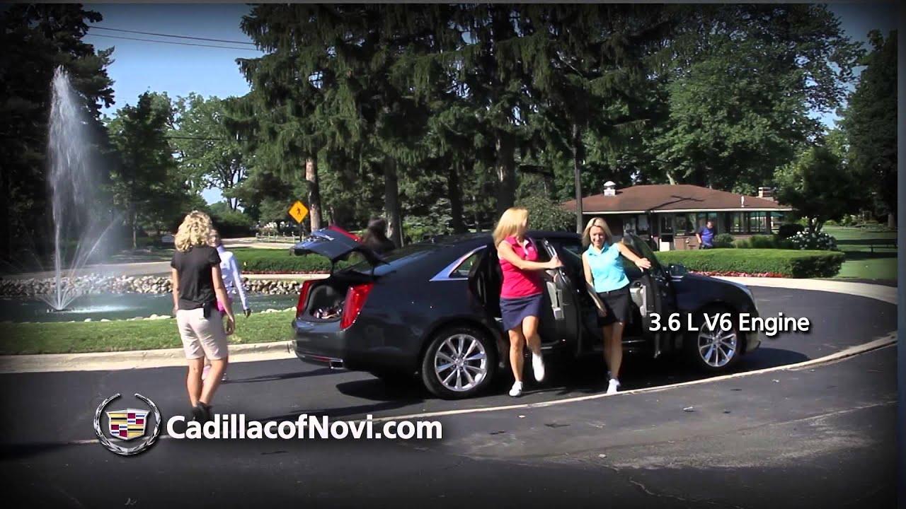 Cadillac of Novi - XTS