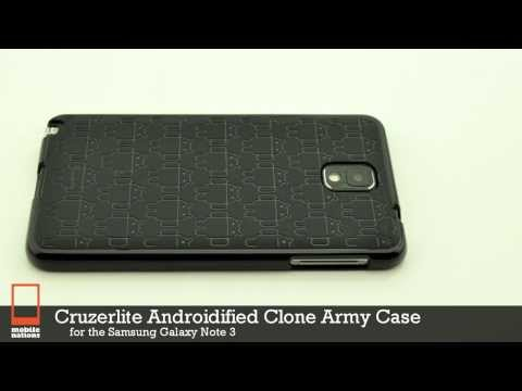 Cruzerlite Androidified Clone Army Case for Samsung Galaxy Note 3