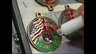 Pincenter.com - Custom Lapel Pins, Lions Club, Kiwanis, Government Pins, Challenge Coins