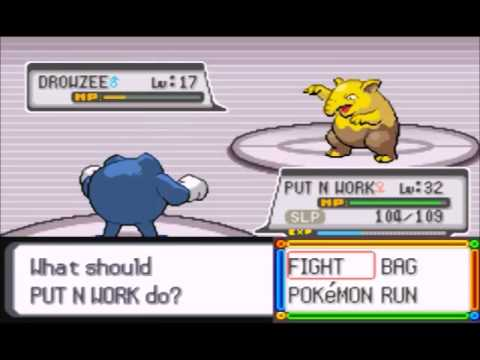 how to get gengar in pokemon light platinum