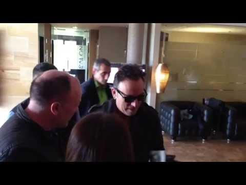 Bruce Springsteen Hotel Bal Gijon 2013