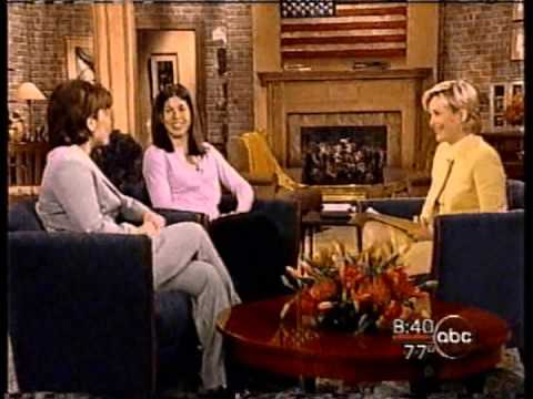Dr. Roni with Diane Sawyer on Mother-Daughter Relationships