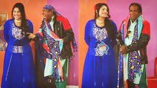Lucky Dear and Payal Chaudhary Stage Drama Nawab Zaadi Comedy Clip 2020 | Stage Drama Song Muqabla