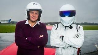 Hugh Bonneville Behind the Scenes - Top Gear - Series 21