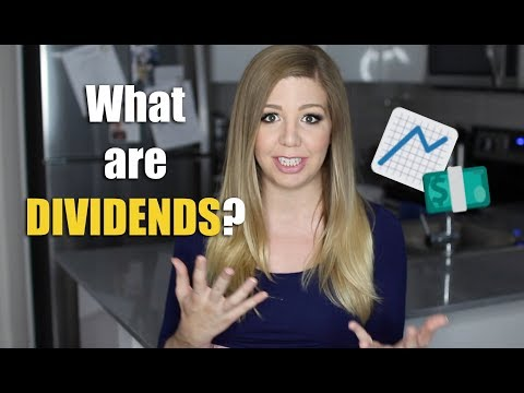 What Are Dividends?   Investing For Passive Income!