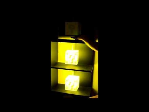 8 Bit Lit - Lamp Demo