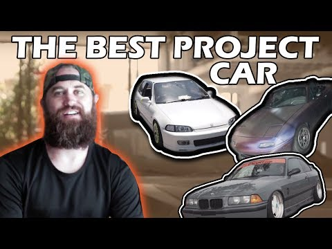 THE TOP 3 PROJECT CARS UNDER $5K!