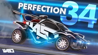 ROCKET LEAGUE PERFECTION 34 | MOST SATISFYING GOALS, FREESTYLE, IMPOSSIBLE SHOTS MONTAGE