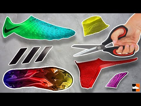 How To Make The Best Boot Ever! Our Greatest Cleat Customisation