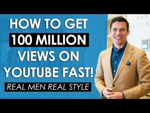 How to Get One Million Views on YouTube Fast! — Interview with Antonio Centeno