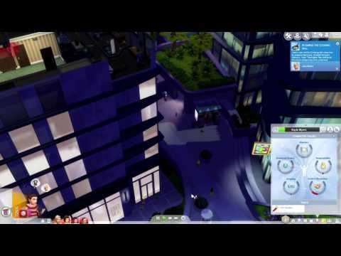 Sims 4 Parenthood: Bad Parents (Part 1)