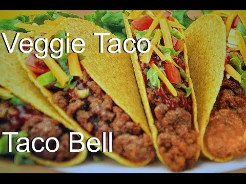 Veggie Taco Home made Indian Recipe video by Chawlas-Kitchen.com Episode #165