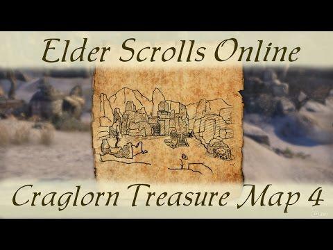 Craglorn Treasure Map 4 [Elder Scrolls Online ESO] iv