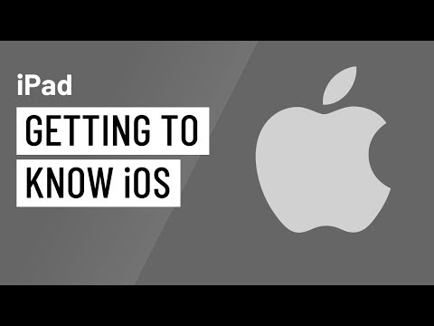 iPad Basics: Getting to Know iOS