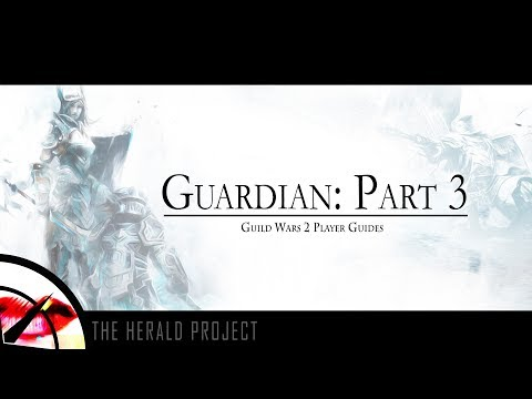 Guild Wars 2 New Player Guide 2017: The Guardian Part 3 | The Krytan Herald