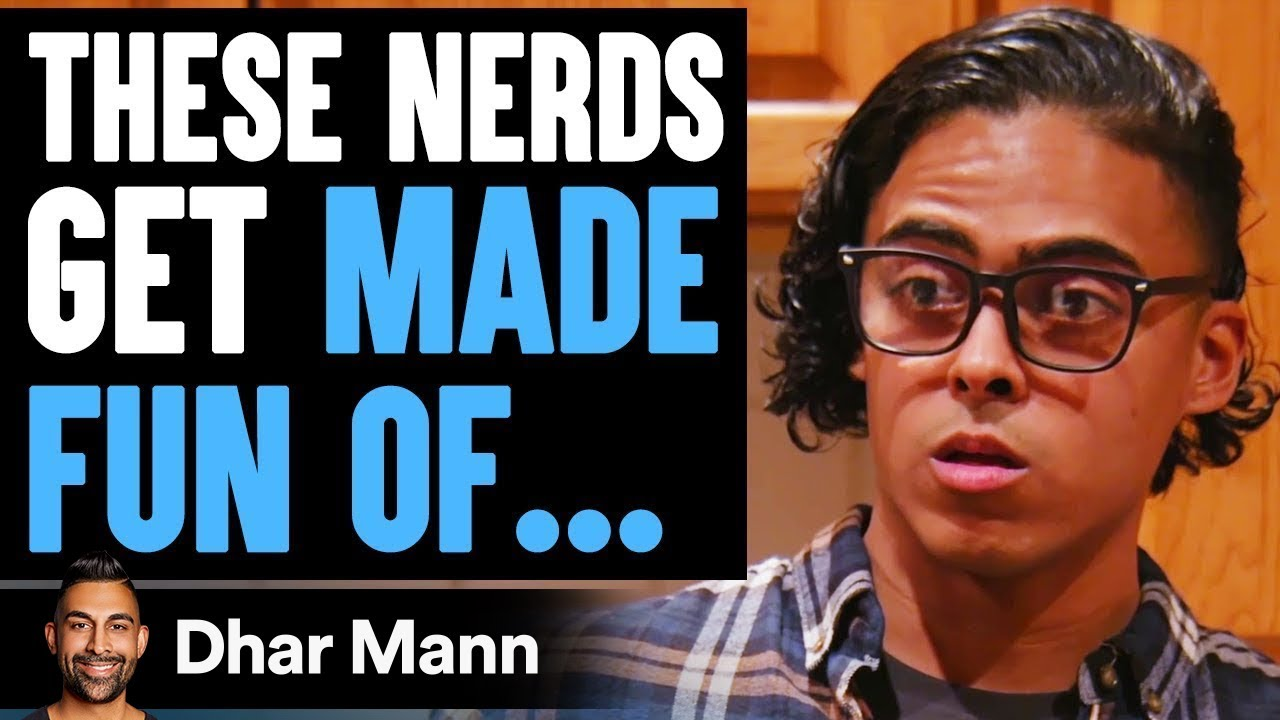 NERDS GET MADE FUN OF, What Happens Next WILL SHOCK YOU! | Dhar Mann