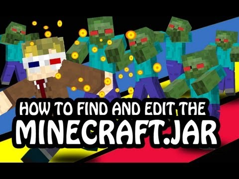 How to find and edit Minecraft.jar on a mac and add a mod