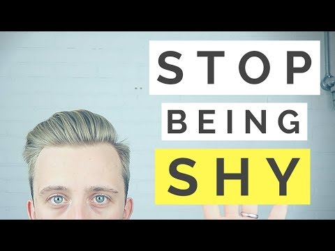 How To STOP Being Shy! (7 Tips To FINALLY Overcome Shyness)