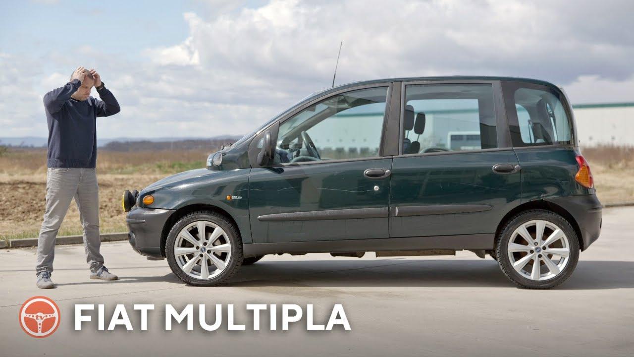 Pravda o Fiat Multipla. Priamo od majiteľa - volant.tv
