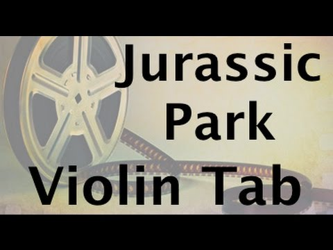 Learn Jurassic Park on Violin - How to Play Tutorial