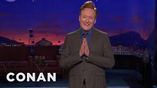 Conan's Birthday Monologue  - CONAN on TBS