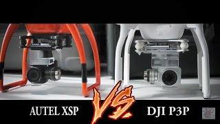 Autel Robotics X-Star Premium vs DJI Phantom 3 Professional