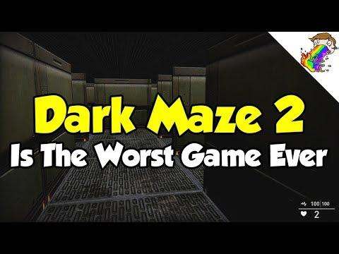 Dark Maze 2 Is The Worst Game Ever