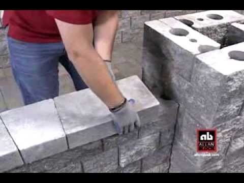 How to Cap Your Patio Wall